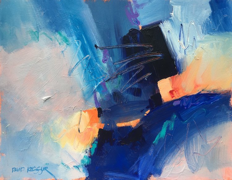 Abstract Art Workshops 2017